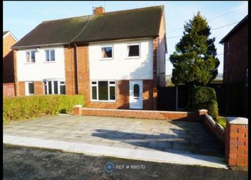 Thumbnail 2 bed semi-detached house to rent in Lane Farm Grove, Stoke-On-Trent