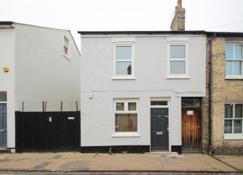 Thumbnail 1 bed end terrace house to rent in Gwydir Street, Cambridge