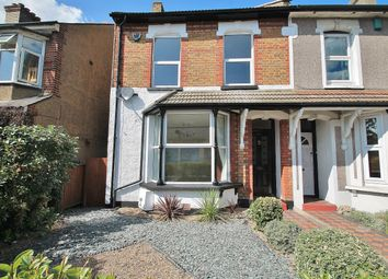Thumbnail 3 bed semi-detached house for sale in Wrotham Road, Gravesend