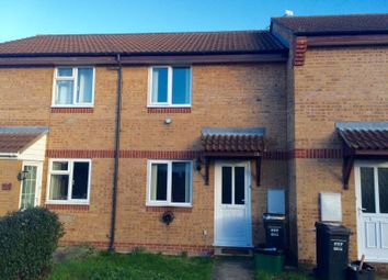 Thumbnail 2 bed terraced house to rent in Chelmer Close, Taunton, Somerset