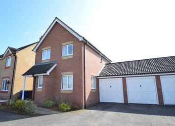 Thumbnail 3 bed link-detached house for sale in Bergamot Road, Haverhill
