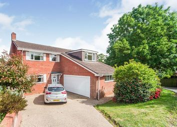 Thumbnail 4 bed detached house for sale in Stanley Walk, Exmouth