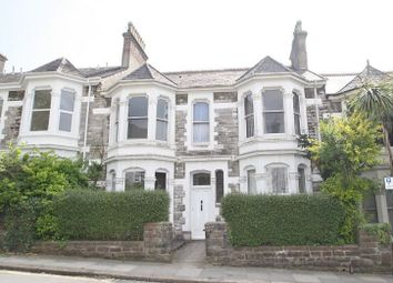 Thumbnail 5 bedroom terraced house for sale in St. Lawrence Road, Plymouth