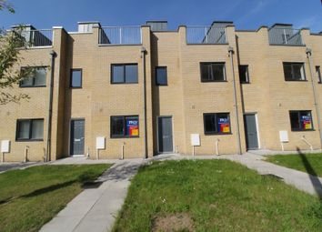 Thumbnail 3 bed town house for sale in 9 Marina View, Watkiss Way, Cardiff Bay, Cardiff