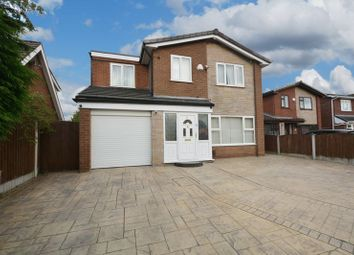 Thumbnail 5 bed detached house for sale in St. Andrews Road, Heald Green, Cheadle
