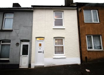 Thumbnail 2 bedroom terraced house to rent in Castle Road, Chatham, Kent
