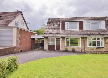 Thumbnail 3 bed semi-detached house for sale in Lydgate, Burnley, Lancashire