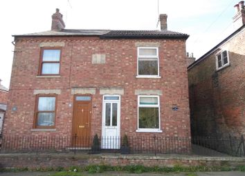Thumbnail 2 bedroom semi-detached house for sale in Station Road, Tydd Gote, Wisbech