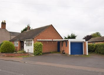 Thumbnail 2 bed detached bungalow for sale in Forest Road, Huncote, Leicester