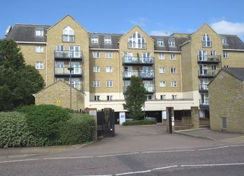 Thumbnail 2 bed flat for sale in Clarence Lodge, Taverners Way, Hoddesdon