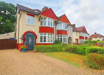 Thumbnail 5 bed semi-detached house for sale in Addlestone, Surrey