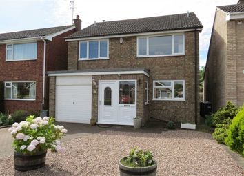 Thumbnail 4 bed detached house for sale in Stephens Way, Sleaford