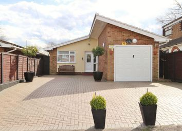 Thumbnail 2 bed detached bungalow for sale in Tatsfield Avenue, Nazeing, Waltham Abbey