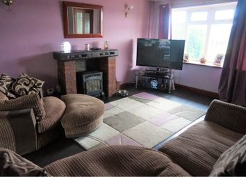 Thumbnail 4 bed semi-detached house for sale in Fleckney Avenue, Meir Hay, Stoke-On-Trent
