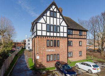 Thumbnail 3 bed flat for sale in The Homefield, London Road, Morden, Surrey