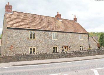 Thumbnail 4 bed farmhouse to rent in Main Road, Cleeve, Bristol