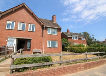 Thumbnail 3 bed end terrace house for sale in Prince Charles Road, Exeter