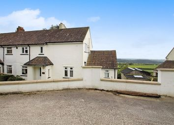 Thumbnail 3 bed semi-detached house for sale in New Close, West Horrington, Wells