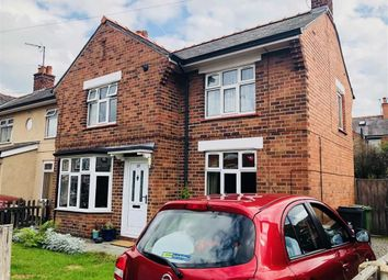 Thumbnail 3 bed end terrace house for sale in Saxon Street, Hightown, Wrexham