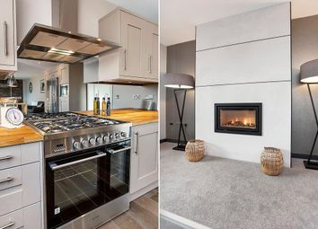 Thumbnail 4 bed detached house for sale in The Fallstaff, The Orchard, Brent Knoll