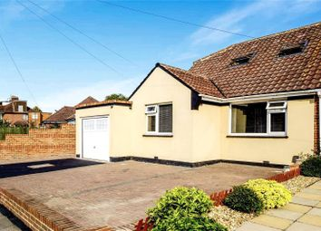 Thumbnail 4 bedroom semi-detached house for sale in Crabtree Lane, Lancing, West Sussex