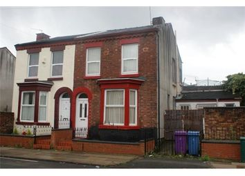 Thumbnail 2 bedroom semi-detached house for sale in Vandyke Street, Toxteth