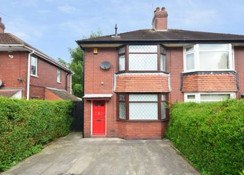 Thumbnail 2 bed semi-detached house for sale in Belgrave Crescent, Dresden, Stoke-On-Trent
