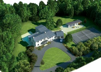 Thumbnail 5 bed detached house for sale in Temple Gardens, Moor Park, Hertfordshire