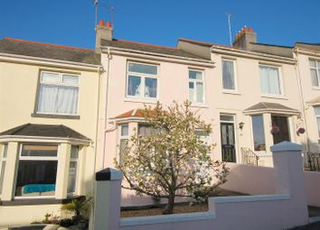 Thumbnail 3 bedroom terraced house for sale in Fisher Road, Plymouth