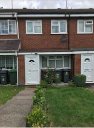 Thumbnail 2 bed terraced house to rent in Roslyn Close, Smethwick