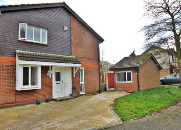 Thumbnail 3 bed detached house for sale in Langwell Close, Birchwood, Cheshire