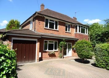 Thumbnail 5 bed detached house for sale in Byfleet Road, New Haw
