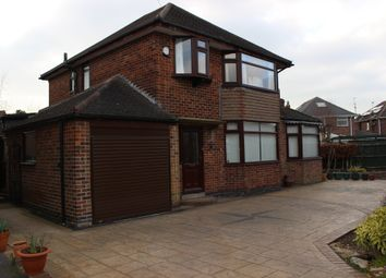 Thumbnail 4 bed detached house to rent in The Pingle, Spondon, Derby