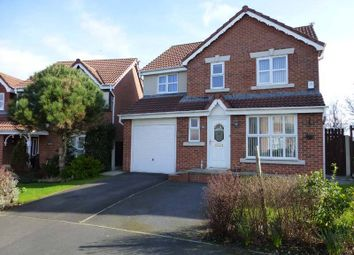 Thumbnail 4 bed detached house for sale in Regency Gardens, Blackpool