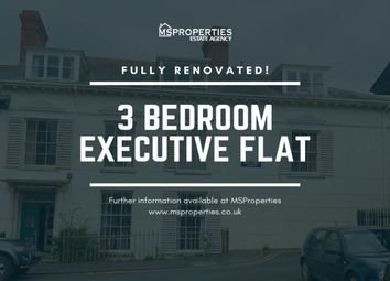 Thumbnail 3 bed flat for sale in 9, Laura Place, Aberystwyth