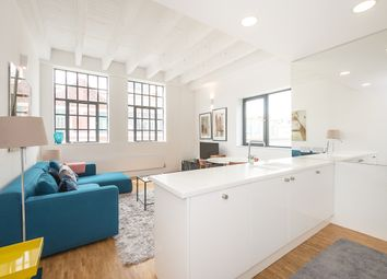 Thumbnail 3 bed flat to rent in Leather Lane, London