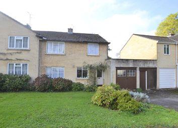 Thumbnail Semi-detached house for sale in Cranwells Park, Bath