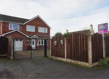 5 bed detached house for sale in Chirk Road, Gobowen, Oswestry SY11