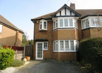 Thumbnail 3 bedroom property to rent in Lawrence Road, Ham, Richmond