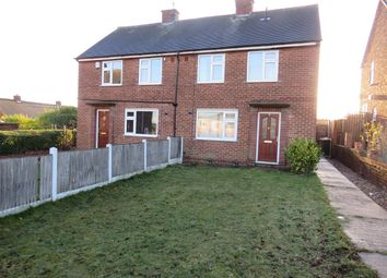 Thumbnail 2 bed semi-detached house to rent in Stokewell Road, Rotherham