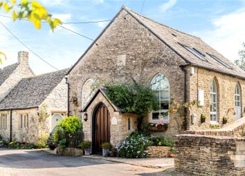 Thumbnail 2 bed link-detached house for sale in Langford, Lechlade