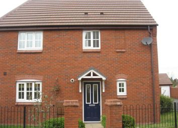 Thumbnail 3 bed property to rent in Saville Close, Wellington, Telford