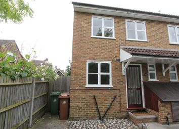 Thumbnail 3 bed end terrace house for sale in Sutton Common Road, Cheam, Sutton