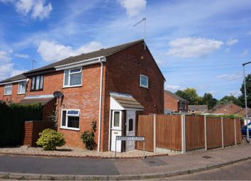 Thumbnail 2 bed end terrace house for sale in Barrett Close, King's Lynn