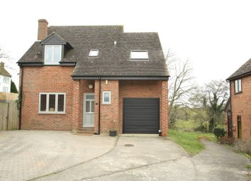 Thumbnail 4 bed detached house for sale in The Laurels, Tetsworth, Thame