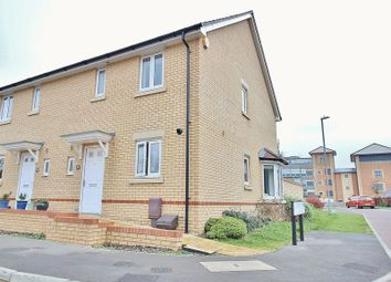 Thumbnail 3 bed semi-detached house for sale in Union Road, Portsmouth