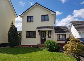 3 bed detached house for sale in Park Close, Fremington, Barnstaple EX31