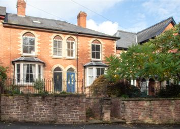 Thumbnail 4 bed terraced house for sale in Gloucester Road, Ross-On-Wye, Herefordshire