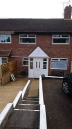 Thumbnail 3 bed terraced house to rent in Cross Farm Road, Harborne, Birmingham