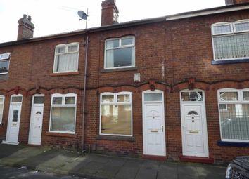 Thumbnail 2 bedroom terraced house for sale in Tuscan Street, Longton, Stoke-On-Trent